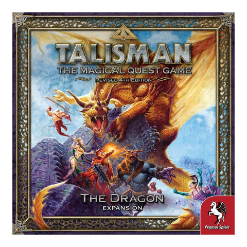 Talisman: 4th Edition - The Dragon Expansion