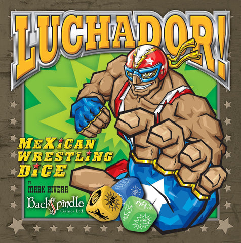 Luchador! - Mexican Wrestling Dice
