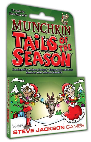 Munchkin: Tails of the Season - Expansion Set