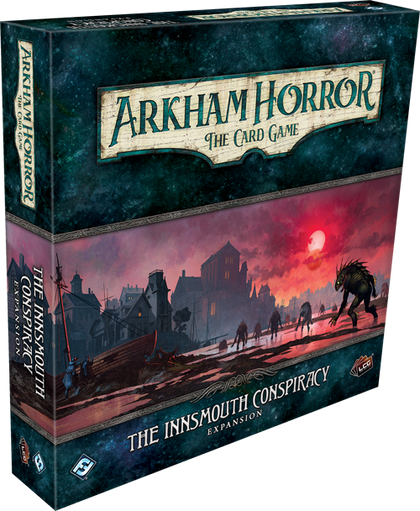 Arkham Horror LCG: The Innsmouth Conspiracy - Expansion
