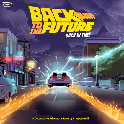 Back To The Future: Back in Time - Strategy Game