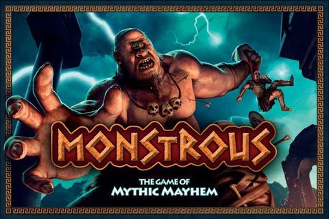 Monstrous - The Game of Mythic Mayhem