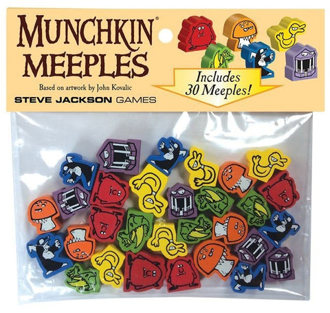 Munchkin: Meeples - Mini Expansion