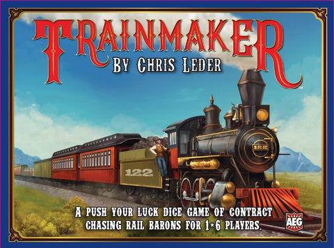 Trainmaker - Dice Game
