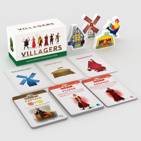 Villagers - Kickstarter Expansion