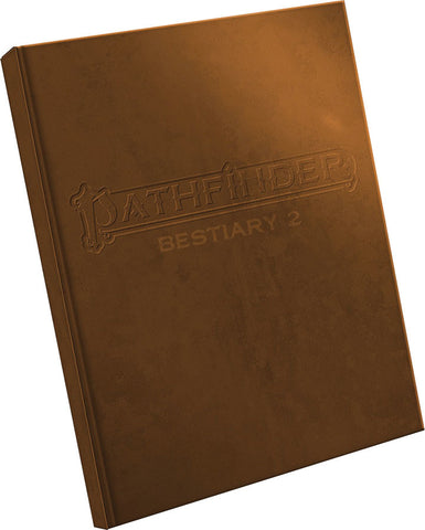 Pathfinder RPG: Bestiary 2 Hardcover (Special Edition) (P2)