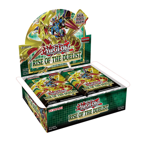 Yu-Gi-Oh! Rise of the Duelist Booster Box