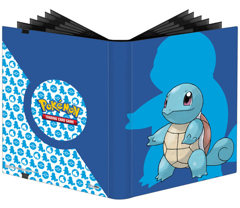 Ultra Pro: Pokemon TCG 9-Pocket Binder - Squirtle