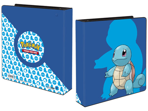 "Ultra Pro: Pokemon TCG 2"" Album - Squirtle"