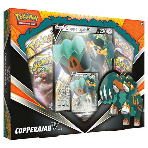 Pokemon TCG - Copperajah V Box