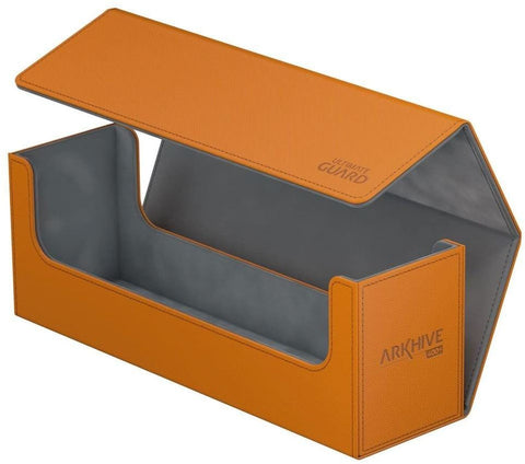 Ultimate Guard Arkhive 400+ XenoSkin Deck Case - Orange