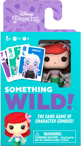 Something Wild: Little Mermaid - Card Game