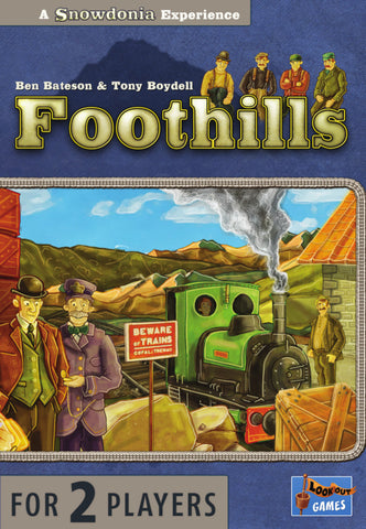 Foothills - Card Game