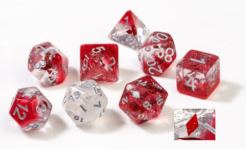 Sirius Dice: Polyhedral Dice Set - Diamonds
