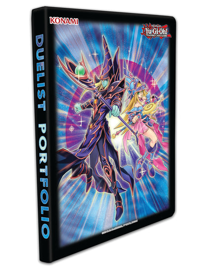 Yu-Gi-Oh! The Dark Magicians 9-Pocket Duelist Portfolio