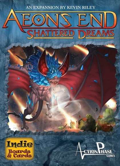 Aeons End: Shattered Dreams - Expansion Pack