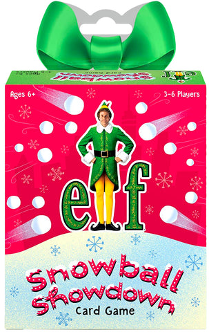 Elf: Snowball Showdown - Card Game