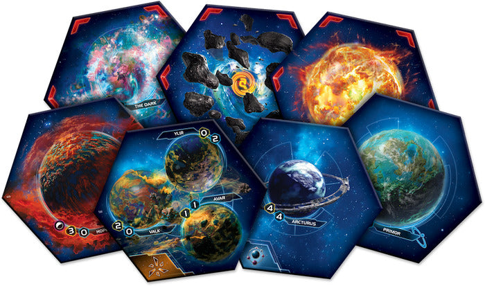 Twilight Imperium: 4th Edition - Prophecy of Kings Expansion