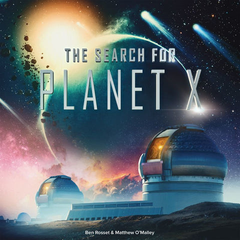 The Search for Planet X - Board Game