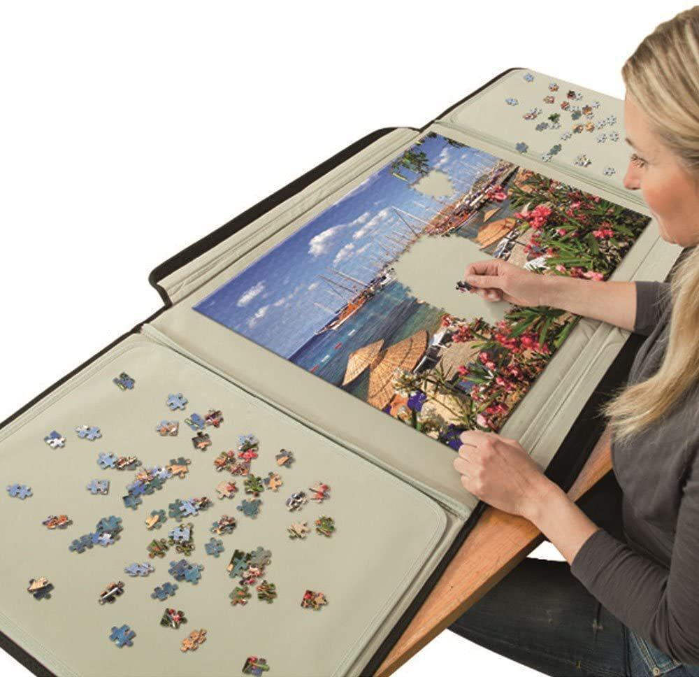 Jigsaw Puzzle Board & Carrier - 1000pc