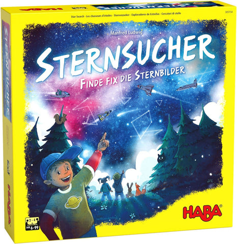 Star Search - Children's Game