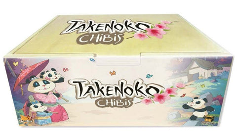 Takenoko: Giant - Chibis Expansion