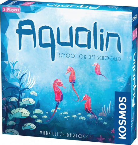 Aqualin: School or Get Schooled - Board Game