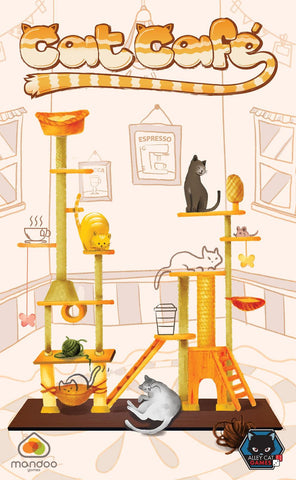 Cat Cafe - Dice Game