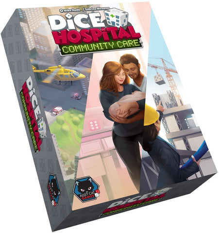 Dice Hospital: Community Care - Expansion
