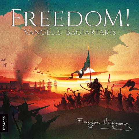 Freedom! - The Siege Board Game
