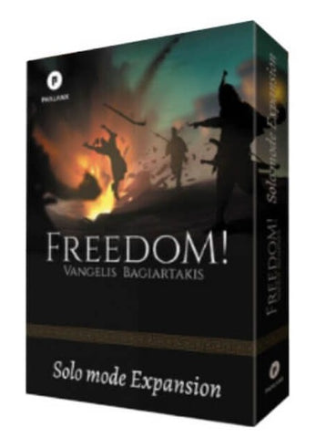 Freedom! - Solo Mode Expansion