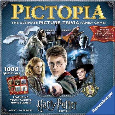 Harry Potter: Pictopia - Board Game