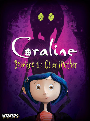 Coraline: Beware the Other Mother - Board Game