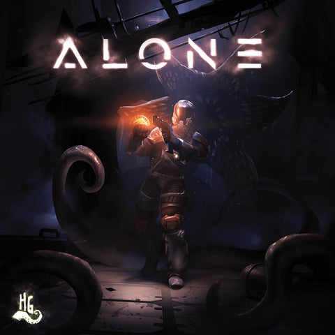Alone - Core Board Game