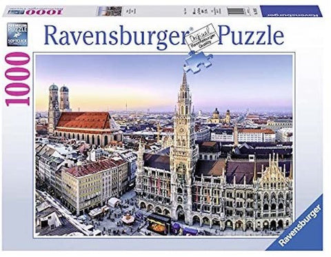 Ravensburger: Beautiful Germany Puzzle (1000 Piece)
