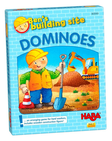 Ben's Building Site – Dominoes