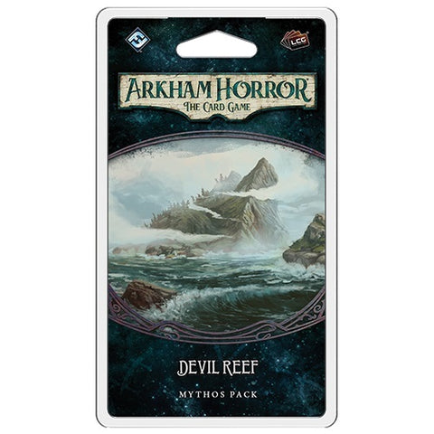 Arkham Horror LCG: Devil Reef - Mythos Pack