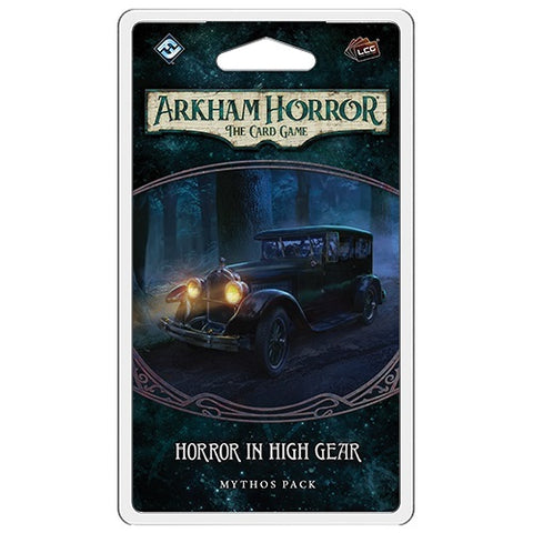 Arkham Horror LCG: Horror in High Gear - Mythos Pack