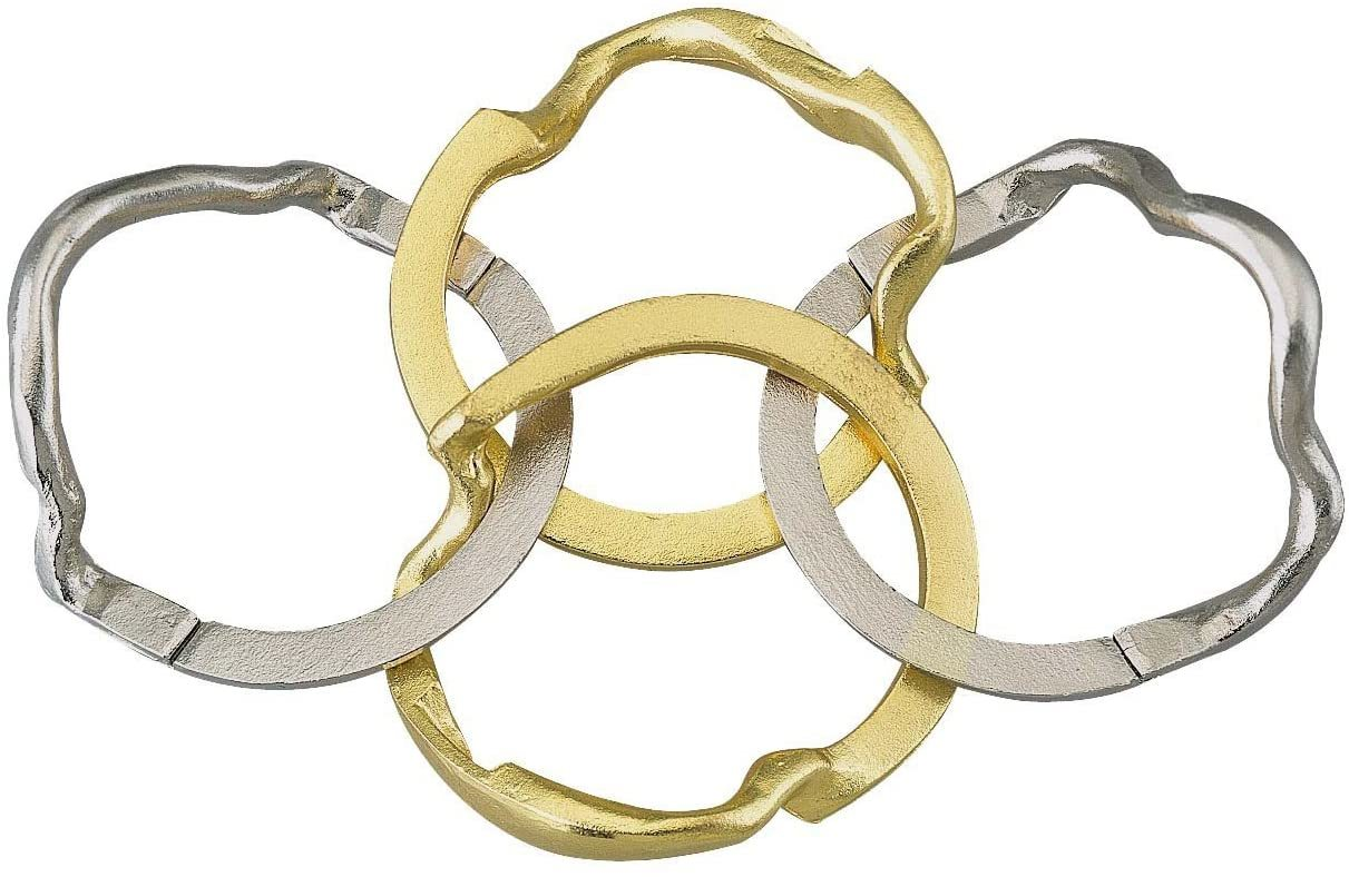 Huzzle: Cast Ring Puzzle