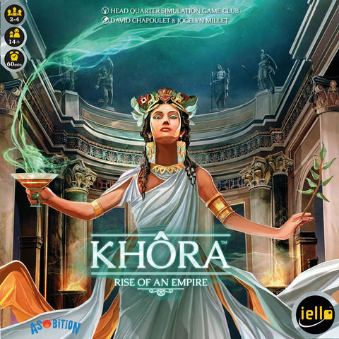 Khora: Rise of an Empire - Board Game