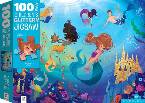 Junior Jigsaw: Mermaids - 100pc
