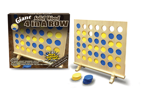 Giant 4 in a Row - Board Game