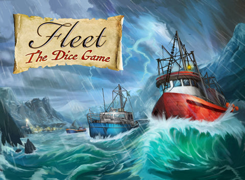 Fleet: The Dice Game - 2nd Edition
