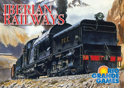 Iberian Railways - Board Game