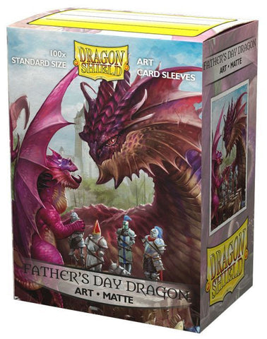 Dragon Shield: Fathers Day 2020 Matte Art Sleeves