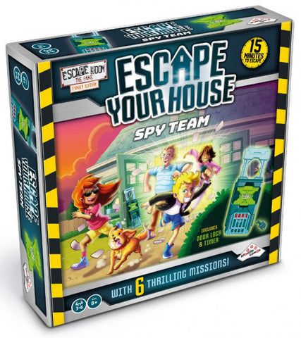 Escape Room: The Game - Escape Your House
