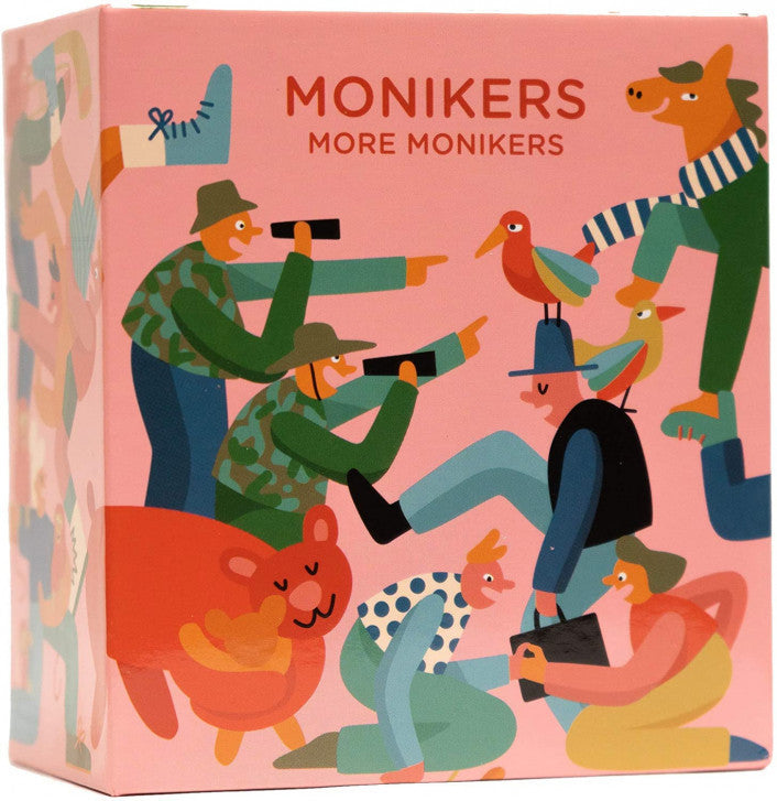 Monikers - More Monikers