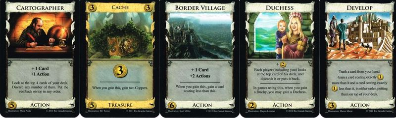 Dominion: Hinterlands Expansion
