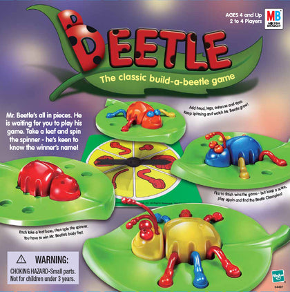 Beetle Game - The Board Gamer