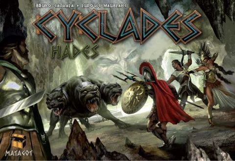 Cyclades: Hades Expansion